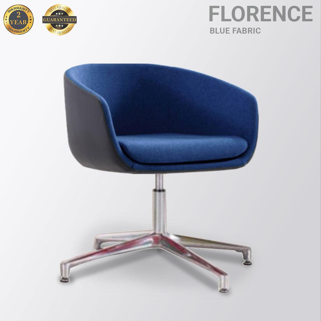 FLORENCE FABRIC  BLUE