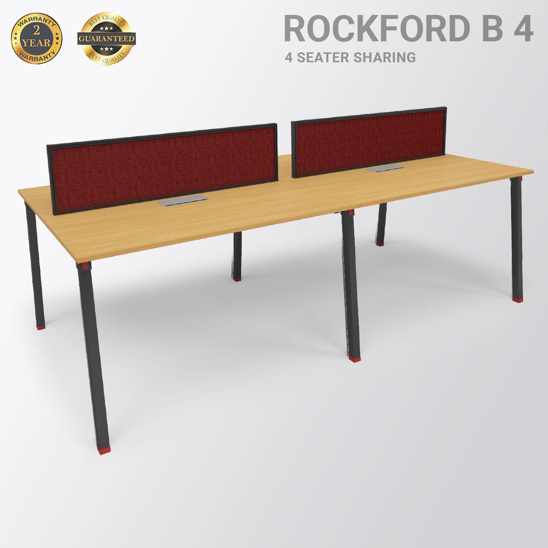 Rockford B 4  Seater  Sharing