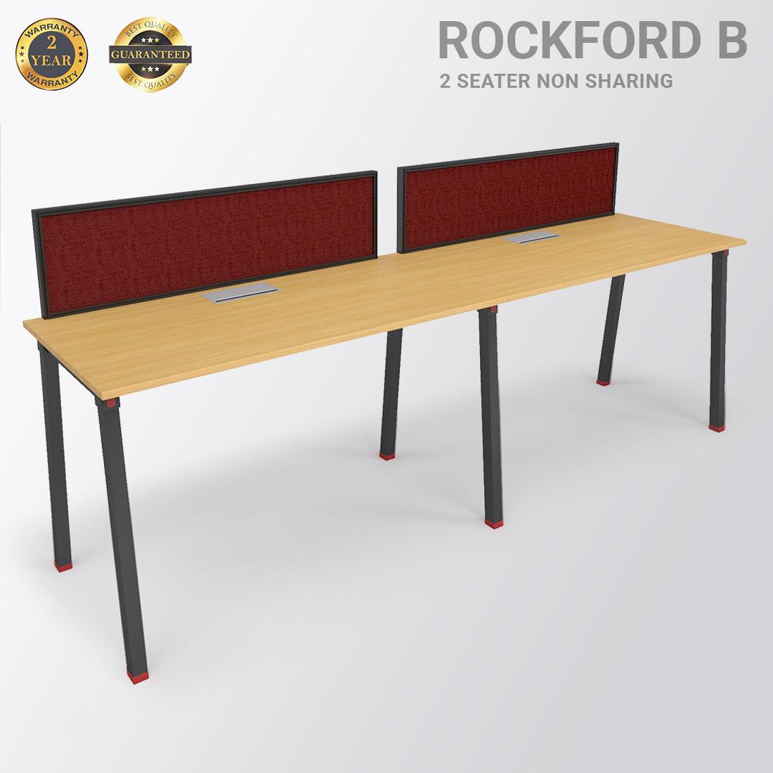 Rockford B 2 Seater  Non Sharing