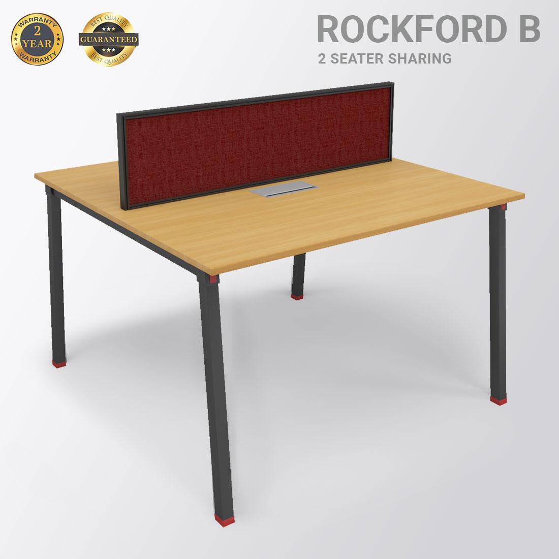 Rockford B 2 Seater  Sharing