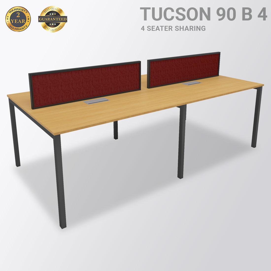 TUCSON 90 B 4 SEATER  SHARING