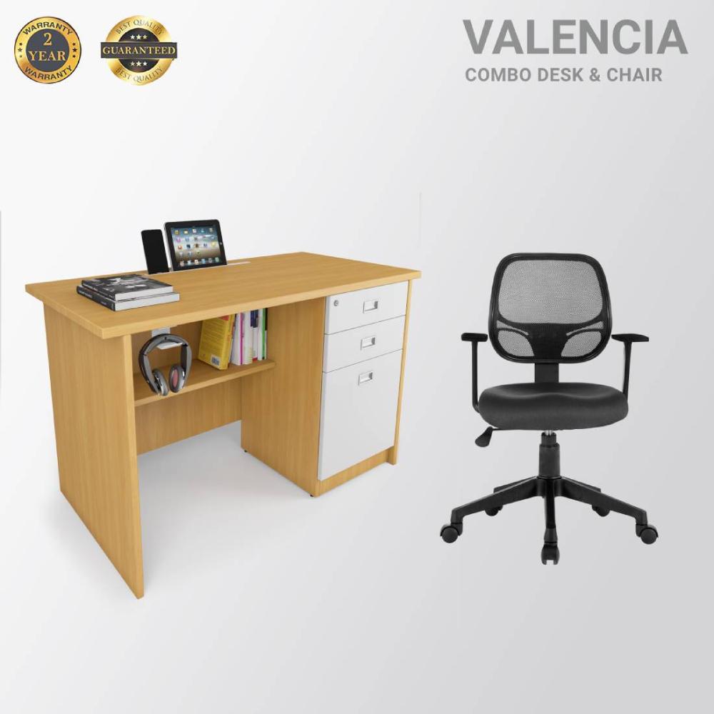 Valencia Combo Desk & Chair