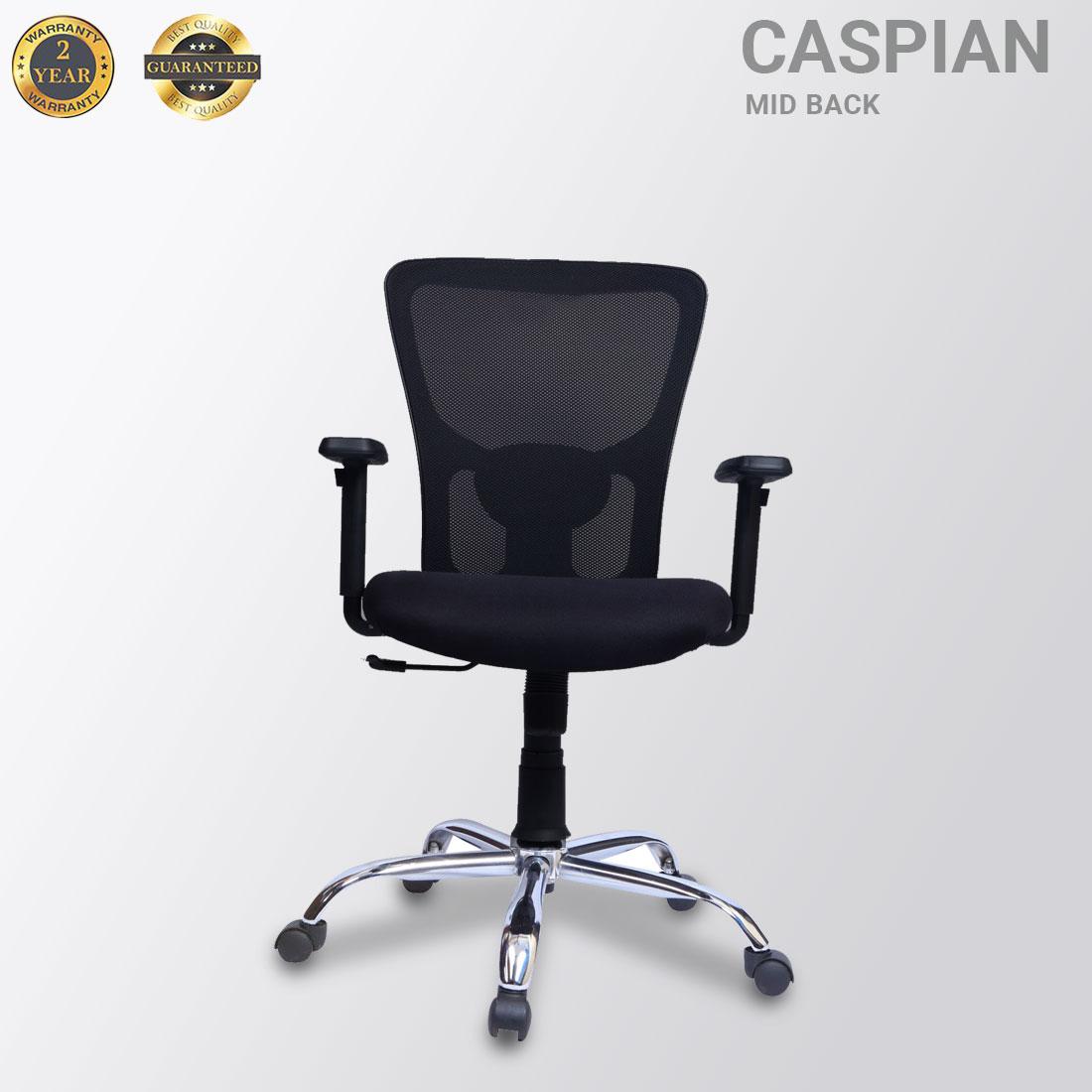 Caspian Mid Back Mesh